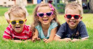 should my child wear sunglasses?