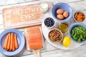 best foods for eye care health - optometrist in Tulsa