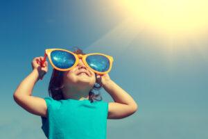 Children's Eye Care in OKC-Ways to protect your children eyesight